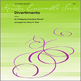 Divertimento - Woodwind Ensemble