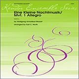 Eine Kleine Nachtmusik/Mvt. 1 Allegro - Woodwind Ensemble