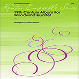 19th Century Album For Woodwind Quartet - Woodwind Ensemble Partiture