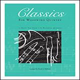 Frank J. Halferty Classics For Woodwind Quintet - Full Score cover art