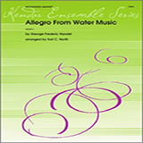 Allegro From Water Music - Woodwind Ensemble