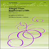 Allegro From Beethovens Fifth (Movement 1) - Woodwind Ensemble