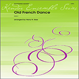 Old French Dance - Horn in F Noter