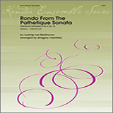 Rondo From The Pathetique Sonata (Themes From Movement III, No. 8, Op. 13) - Woodwind Ensemble