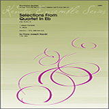 Selections From Quartet In Eb (Op. 33, No. 2) - Woodwind Ensemble
