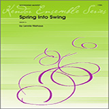 Lennie Niehaus Spring Into Swing cover art