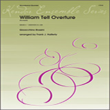 William Tell Overture (excerpts) (arr. Frank J. Halferty) - Woodwind Ensemble Noter