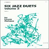 Six Jazz Duets, Volume 3 Noter