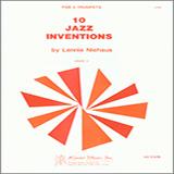 Niehaus 10 Jazz Inventions l'art de couverture