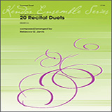 20 Recital Duets Partitions
