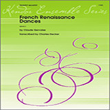 Decker French Renaissance Dances cover art