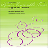 Charles Decker Fugue In C Minor cover art