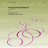 Triumphal March (from Aida) - Brass Ensemble
