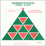 Lloyd Conley Christmas for Two cover art