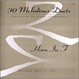 Strommen 30 Melodious Duets cover art