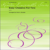 Stouffer Easy Classics For Two cover art