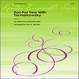 Fun For Two With Tschaikowsky - Trombone Duet Partitions