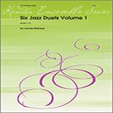 Lennie Niehaus Six Jazz Duets, Volume 1 cover art