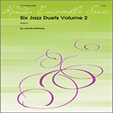 Six Jazz Duets, Volume 2 Partituras