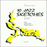 10 Jazz Sketches, Volume 1 Noter