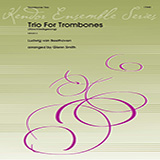 Trio For Trombones (Abschiedsgesang) - Brass Ensemble