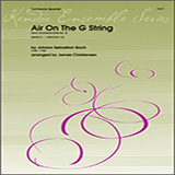 James Christensen Air On The G String (from Orchestral Suite No. 3) cover art