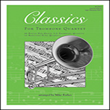 Classics For Trombone Quartet Partitions