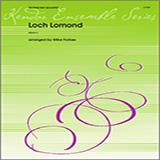 Forbes Loch Lomond arte de la cubierta