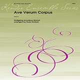 Ave Verum Corpus (K618) for Brass Ensemble