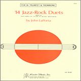 14 Jazz-Rock Duets (trumpet & trombone) Partituras