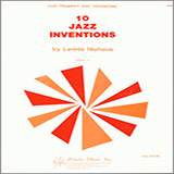 10 Jazz Inventions Partituras