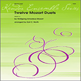 Twelve Mozart Duets Sheet Music