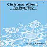 Fote Christmas Album For Brass Trio cover art
