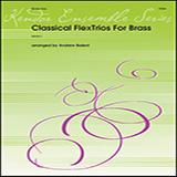 Classical Flextrios For Brass - Brass Ensemble