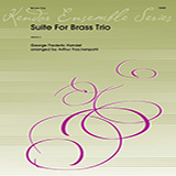 Suite For Brass Trio - Brass Ensemble