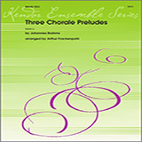 Three Chorale Preludes - Brass Ensemble