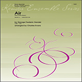 Air (from Water Music) - Brass Ensemble