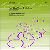 Ziek Air On The G String (from Orchestral Suite No. 3) - Tuba 1 cover kunst