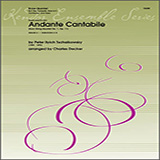 Andante Cantabile (from String Quartet No. 1, Op. 11) - Brass Ensemble