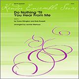 Do Nothin Till You Hear from Me - Brass Ensemble
