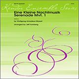 Eine Kleine Nachtmusik/Serenade (Mvt. 1) - Brass Ensemble