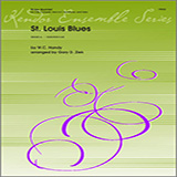 Ziek St. Louis Blues - Trombone cover kunst