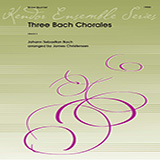 Three Bach Chorales - Brass Ensemble