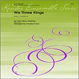 Evans We Three Kings - Trombone l'art de couverture