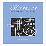 Classics For Brass Quintet - Brass Quintet Partituras Digitais