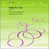 Ode To Joy (From Symphony #9) for Brass Ensemble