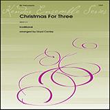 Lloyd Conley Christmas For Three - Bb Instruments cover art