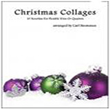 Christmas Collages - Violin Sheet Music