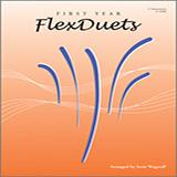 Scott Wagstaff First Year FlexDuets - Bb Instruments cover art