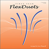 Scott Wagstaff First Year FLexDuets - Eb Instruments cover art
